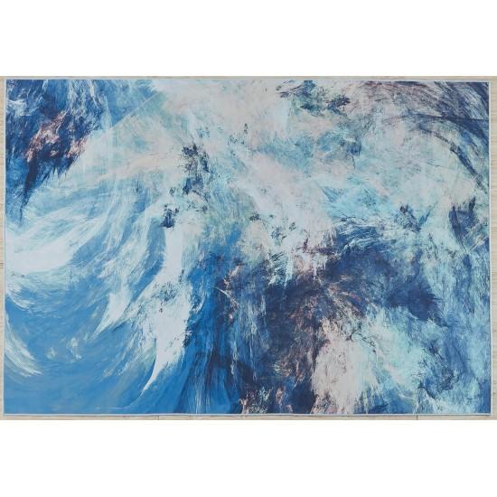 Covor Heinner cu print digital 3D, 160 x 230 cm, Galaxy✔️