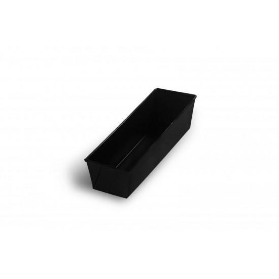 Forma cozonac teflonata Vanora Home, 25.5 x 12 x 8.5 cm✔️otel carbon, acoperire antiaderenta